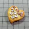 ケーキ型のアイシングクッキーとか