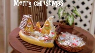 ミニチュアでメリークリスマス!