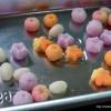 和菓子の修行。