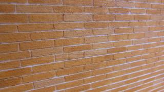 外壁タイル、2段階目