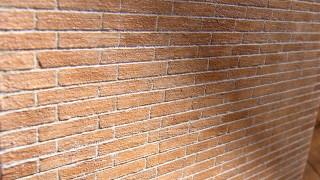 外壁タイルの加工