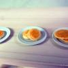パンケーキ三種
