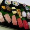 ミニチュア握り寿司