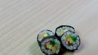 お寿司巻きもの系
