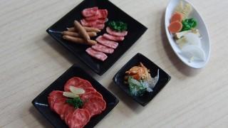 野菜とナムル