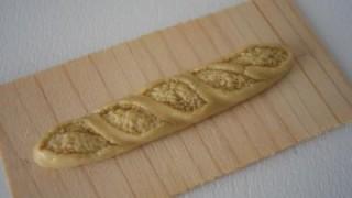 フランスパンの原型失敗作
