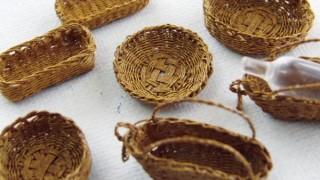 籠編み特訓