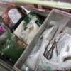 作業机を片づけて、荷造り!