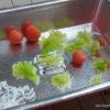 お野菜も仕込み中。