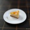 チーズケーキ作りました。