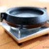 すき焼き鍋が出来ました。
